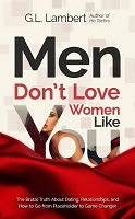 Men Don't Love Women Like You!  - Signed Copy & Bonus Chapter (Memorial Day Sale)
